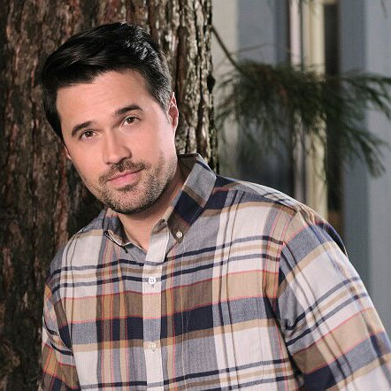 "Preview image for article: Brett Dalton on His Latest Hallmark Channel Movie, ""Just My Type"""