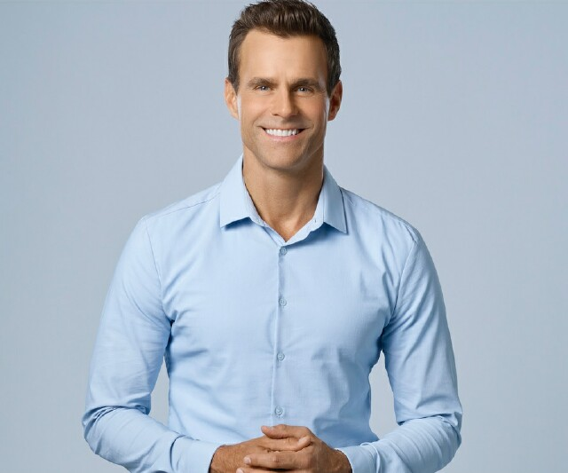 Cover image for  article: Cameron Mathison on Confronting Cancer and Being Mindful of Miracles