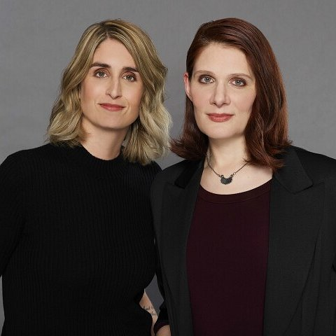 "Preview image for article: Caitlin Parrish, Erica Weiss:  Best Friends, Playwrights and Showrunners of CBS' ""The Red Line"""