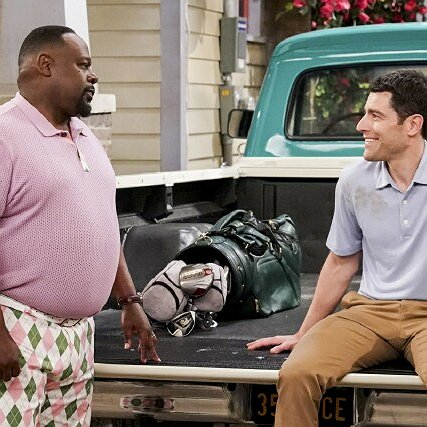 "Preview image for article: Cedric the Entertainer on Feeling at Home in CBS' ""Neighborhood"""