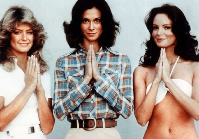 """Charlie's Angels"" Debuted 40 Years Ago and TV Hasn't Been the Same Since"