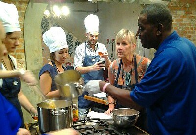 National Geographic Channel Takes to the Big Easy to Launch New Food Programming