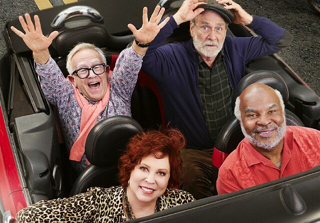 "Vicki Lawrence: From Carol Burnett to ""The Cool Kids"""