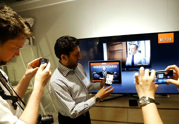 A Sudden Surge in Smart TV-Making Devices