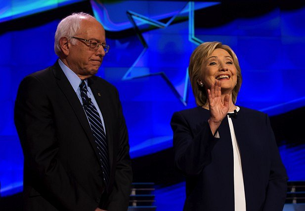 The #DemDebate on CNN:  Let's Talk About the Chatter