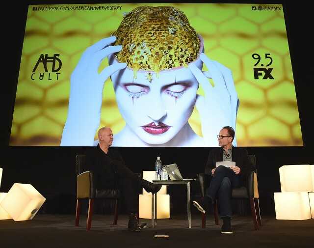 "Cover image for  article: Inside the Politics of FX's ""American Horror Story: Cult"""