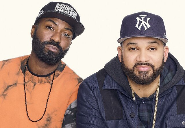Showtime at TCA:  Desus and Mero Bring Diversity to Late Night