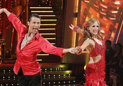 """Dancing with the Stars"": Step into the Happy Zone"