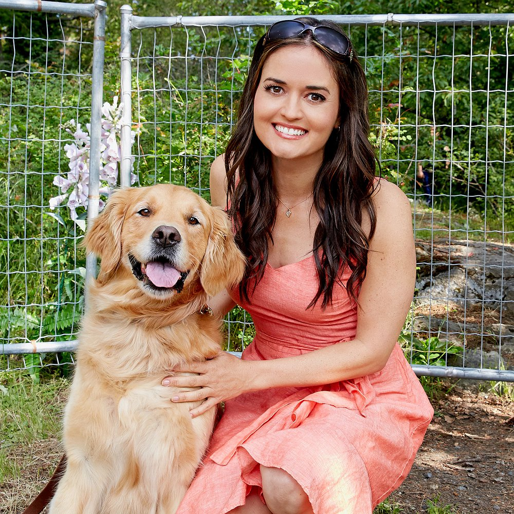 Preview image for article: Danica McKellar Is Now the Audrey Hepburn of Hallmark
