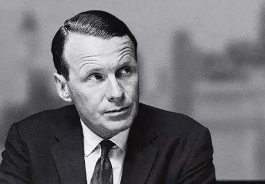 HISTORY's Moment in Media:  David Ogilvy, the Father of Modern Advertising, Dies in July, 1999