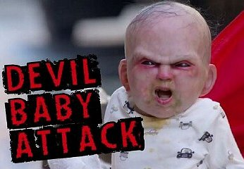 "Watercooler Video of the Week: ""Devil Baby Attack!"" – Ed Martin"