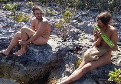 "Discovery Reveals the Bare Facts About ""Naked and Afraid"" - Ed Martin"