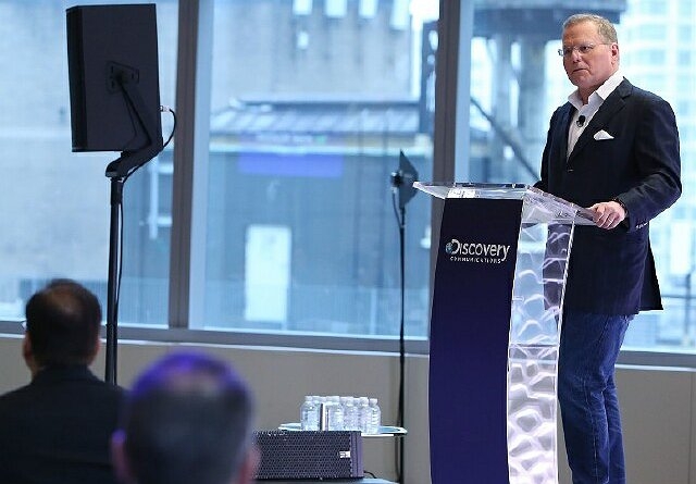 Discovery Communications Unplugged: Upfront News and Views