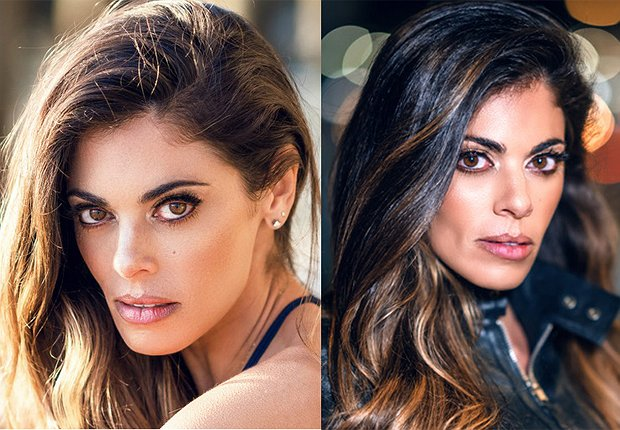 "Lindsay Hartley Does Double Duty in Lifetime's ""Killer Twin"""