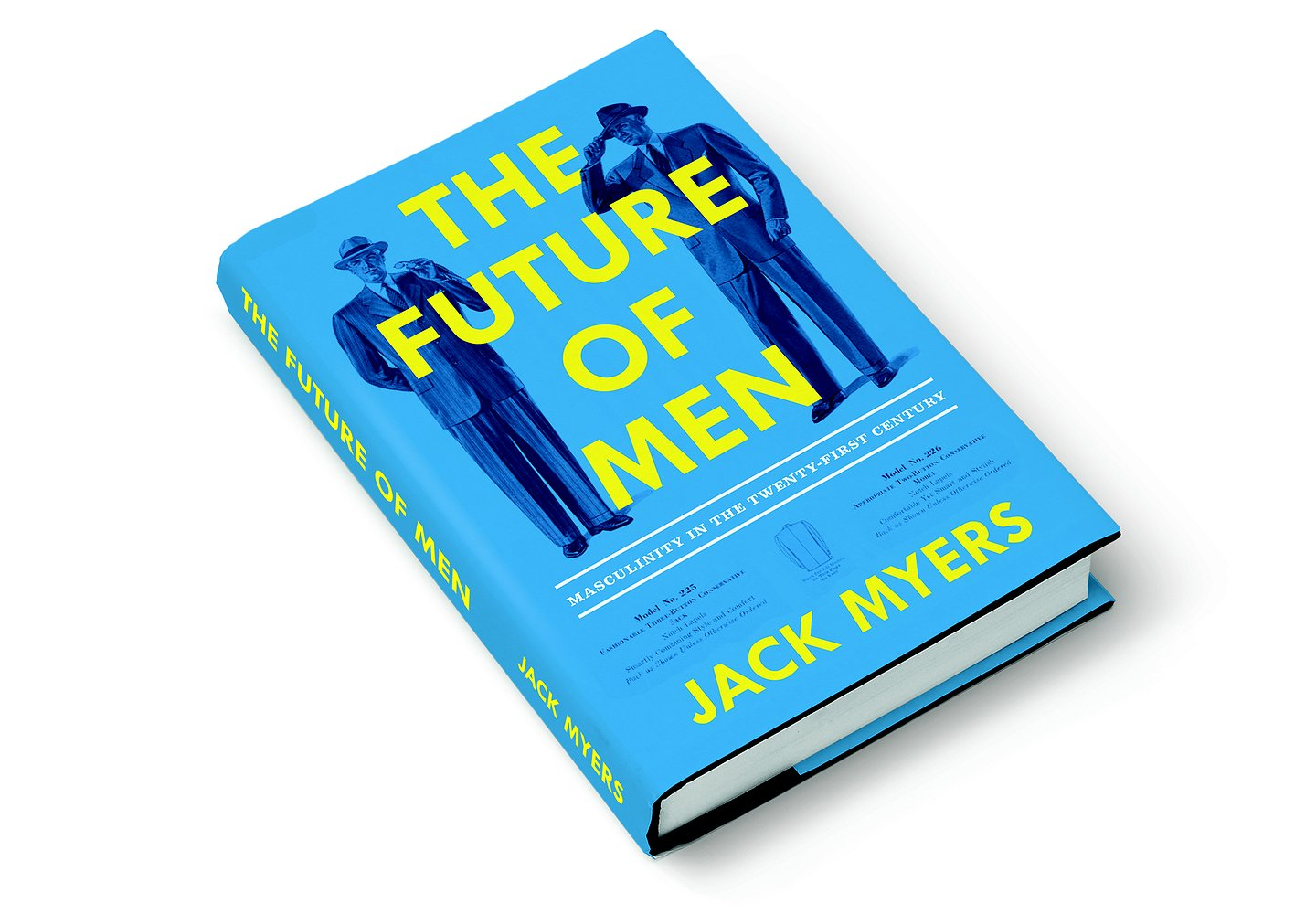 Q&A with Jack Myers: Do Men Have a Future?