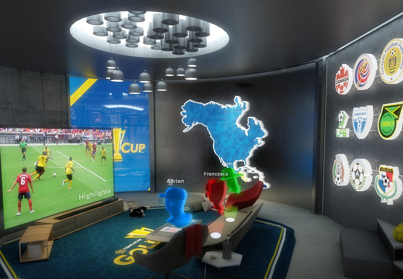 Fox Sports, LiveLike Put Transactional VR On Sponsorship Menu
