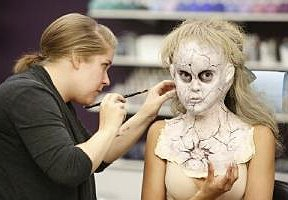 """Face Off"" Creates Monsters Custom-Made for Syfy Movies"