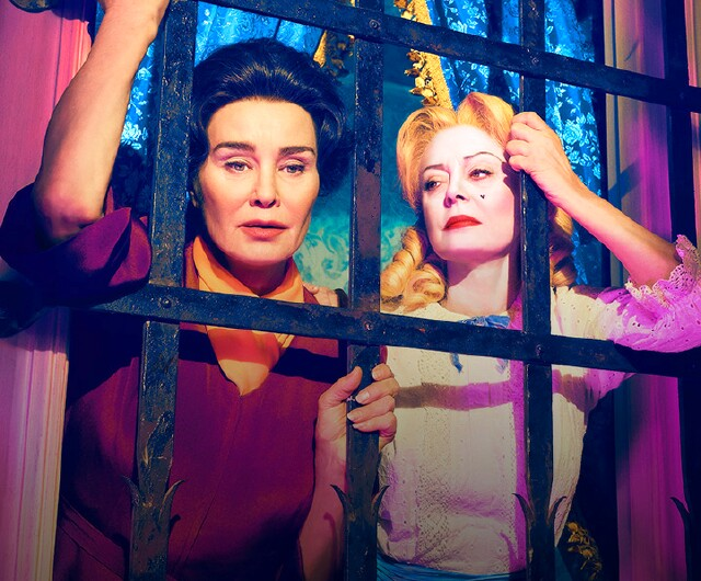 "Cover image for  article: ""Feud: Bette and Joan"" – The Top 25 Programs of 2017, No. 1"