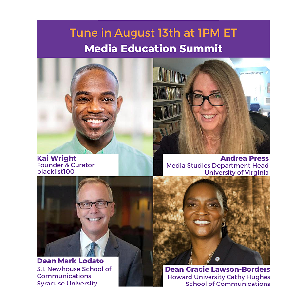 Preview image for article: Diversity & Intentionality: Building Bridges Between Media Professionals and Academia at Education Summit