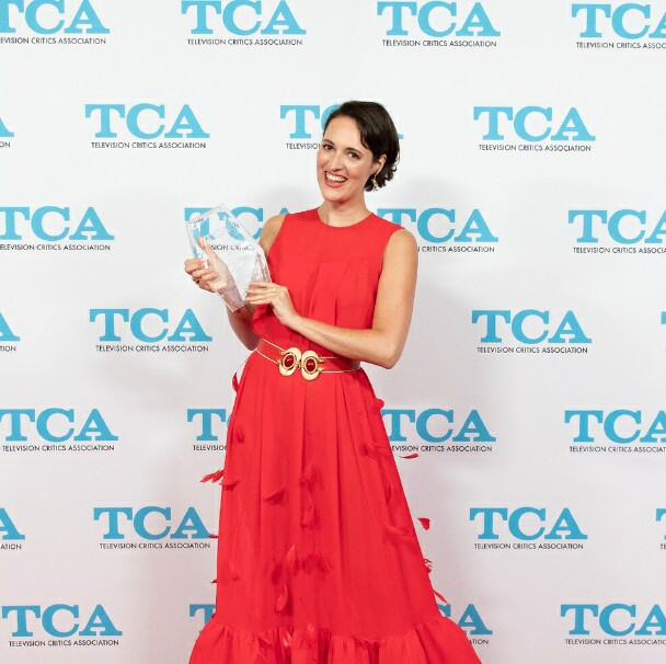 "Cover image for  article: ""Deadwood,"" ""Fleabag,"" ""Better Call Saul"":  The 2019 TCA Award Winners"