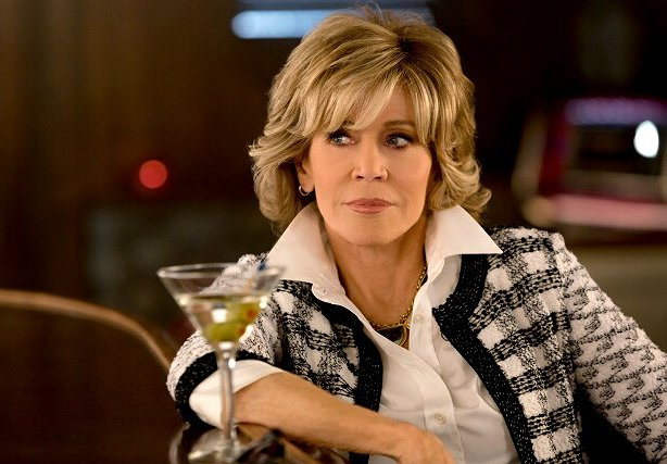 "Jane Fonda of ""Grace and Frankie"": Still Learning at 78"