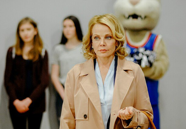 "Gail O'Grady on Playing a Sympathetic ""Smother"" in Lifetime's ""Identity Theft of a Cheerleader"""