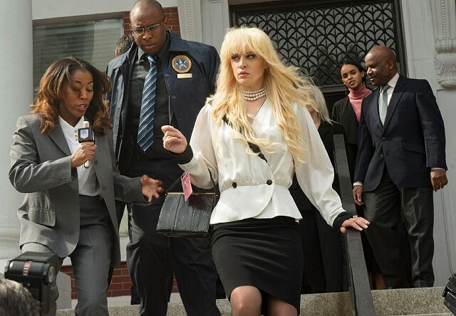 "Chelsea Frei on Portraying the Title Character in Lifetime's ""Victoria Gotti"""