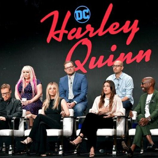 "Preview image for article: DC Universe at TCA:  Kaley Cuoco Returns to TV as ""Harley Quinn"""