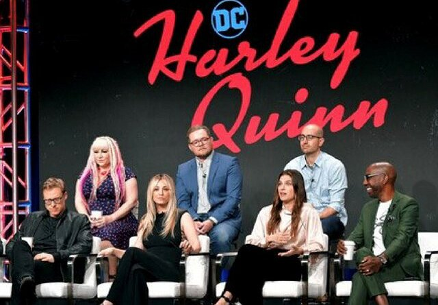 "DC Universe at TCA:  Kaley Cuoco Returns to TV as ""Harley Quinn"""
