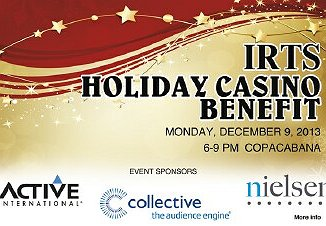 The IRTS Holiday Casino Benefit -- Still a Tradition in Digital Times -- Joyce Tudryn