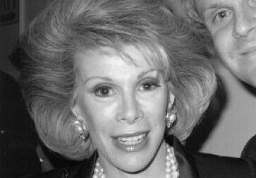 HISTORY's Moment in Media: Joan Rivers Named 1st Woman Late Night Talk Show Host