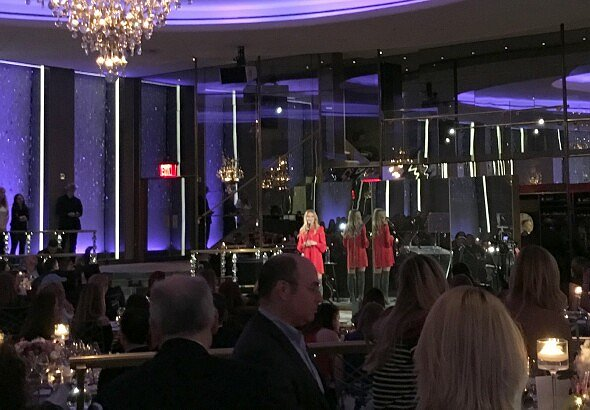 Crown Media Dazzles at the Rainbow Room -- Upfront News and Views
