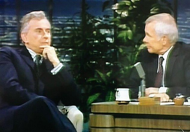 Johnny Carson and His Guests:  A Study in Retroactive Relevance
