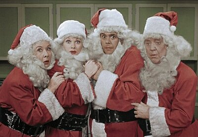 "A Christmas Eve Treat:  ""I Love Lucy"" is Back On CBS in Primetime -- Ed Martin"