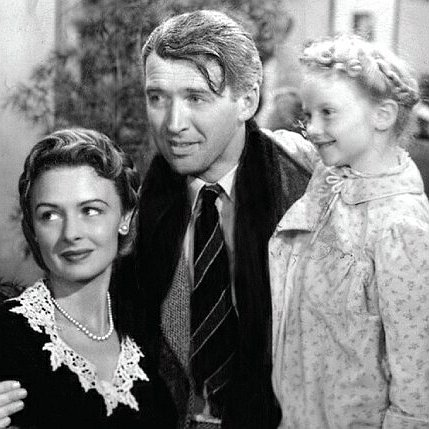 "Preview image for article: HISTORY's Moment in Media History: When ""It's A Wonderful Life"" Premiered in NYC"