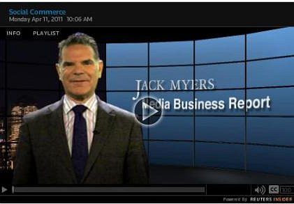 Watch It Now: Jack Myers Comments on Social Commerce