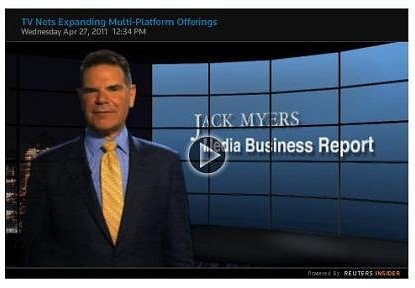 Watch It Now: Jack Myers Comments on the TV Nets Expanding Multi-Platform Offerings