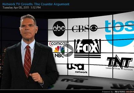 Watch It Now: Jack Myers Comments on Network TV Growth: The Counter Argument
