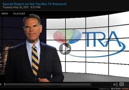 "Jack Myers Video Commentary ""Special Report on Set Top Box TV Research"""
