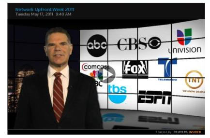 "Cover image for  article: Jack Myers Video Commentary ""Networks Upfront Week 2011"""