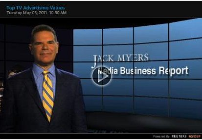 Jack Myers Video Commentary on National TV Values