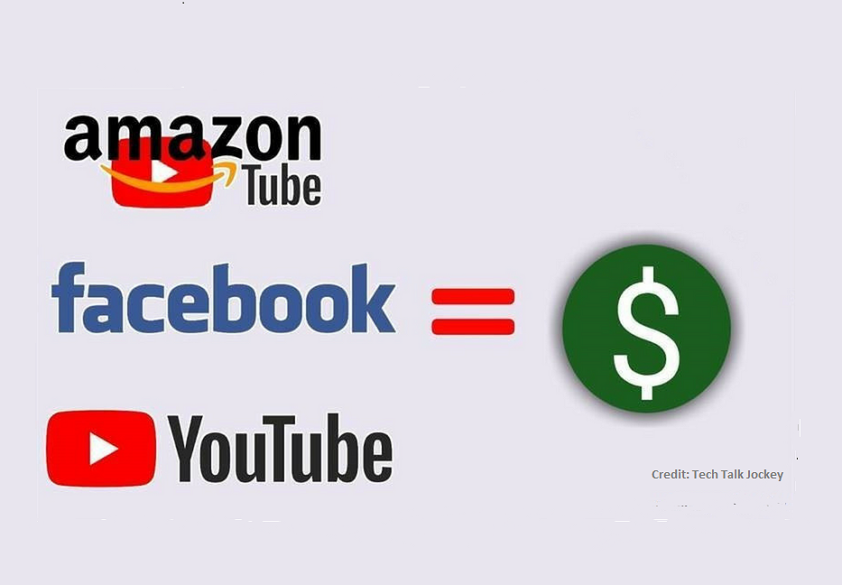 Facebook, Google and Amazon Still Grabbing Lion's Share of Ad Growth