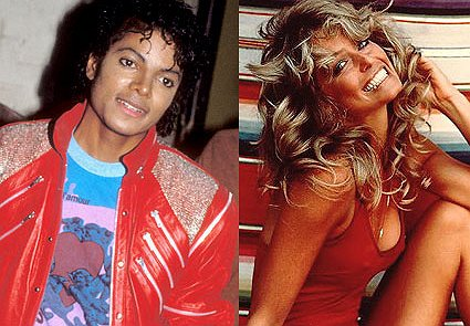 Michael Jackson and Farrah Fawcett: How They Changed Television