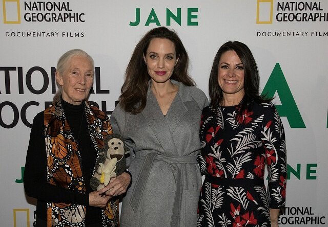 National Geographic Pays Tribute to Jane Goodall at Hollywood Bowl