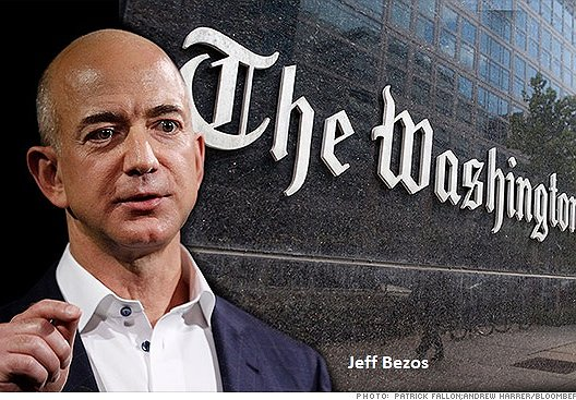"Bezos and the Post: ""What are you doing Jeff?"" - Matthew Kearney"
