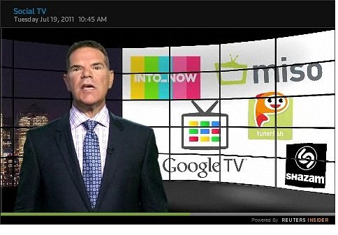 Jack Myers Video Report: Social TV: The Next Great Wave of TV Revenues?