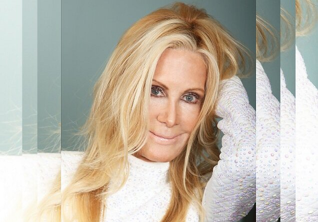 "Joan Van Ark of ""Knots Landing"" Goes Very Dark for Lifetime"