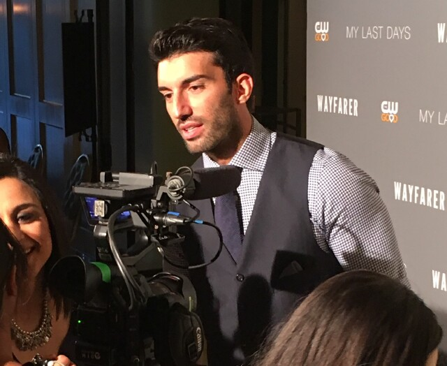 "Cover image for  article: Justin Baldoni of The CW's ""Jane the Virgin"" Changes Lives with ""My Last Days"""