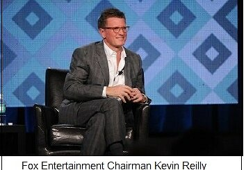 "Fox's Kevin Reilly at TCA: ""We Can't Be in the One Size Fits All Business"""