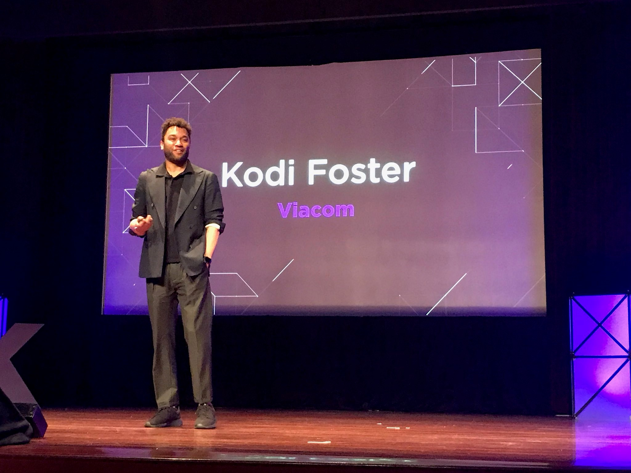 Cover image for  article: Viacom's Kodi Foster Warns of Living in a Data Echo Chamber